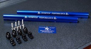 Scorpion Racing Products Fuel Rail Kit