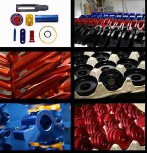 Anodizing, Chemical Polishing, Mirror Polishing, Bright Dip