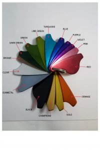 Anodizing in a Variety of Colors!